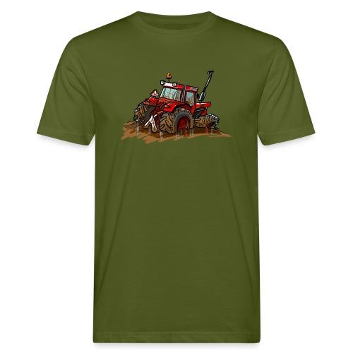 IH in de blub - Mannen Bio-T-shirt