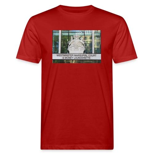 Court of Contempt - Men's Organic T-Shirt