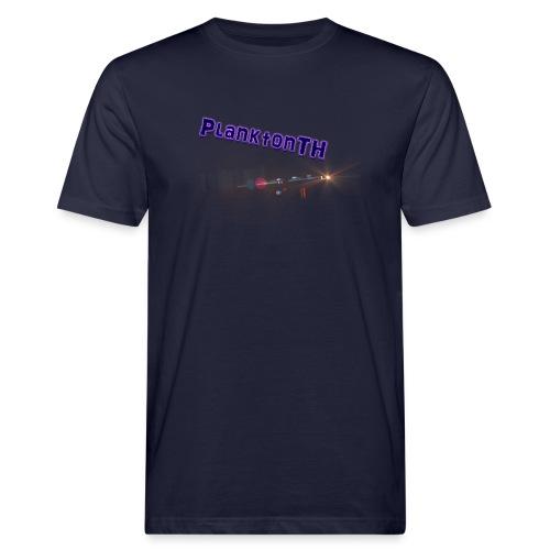 PlanktonTH, Lens Flare - Miesten luonnonmukainen t-paita