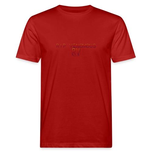 Rip Venomous White T-Shirt men - Mannen Bio-T-shirt