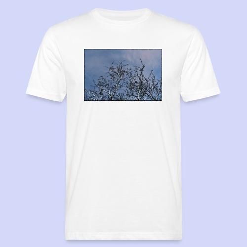 Summer times - Male shirt - Organic mænd