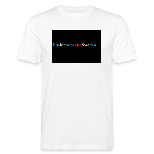 DualdnoobextraSwedens Mugg - Ekologisk T-shirt herr