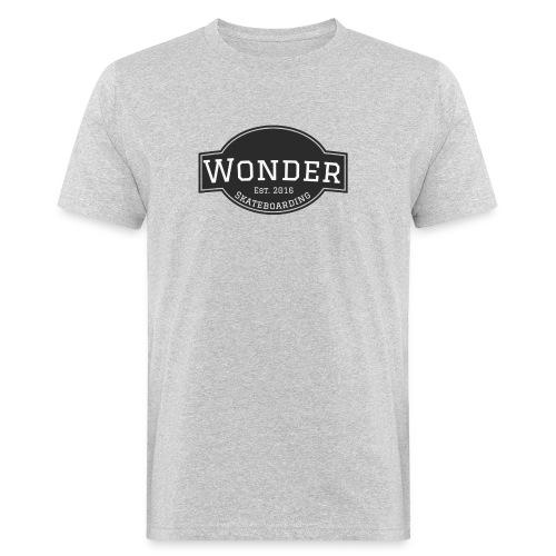 Wonder T-shirt - ol' small logo - Organic mænd