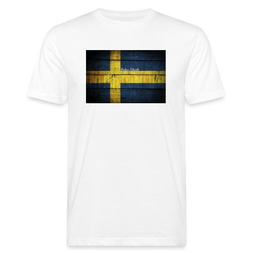 swedish-flag - Ekologisk T-shirt herr