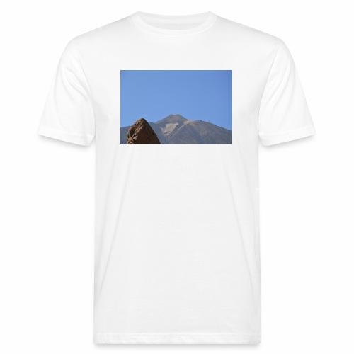 Teide - Teneriffa - Männer Bio-T-Shirt