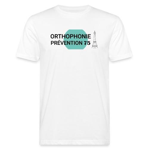 OP75 - T-shirt bio Homme