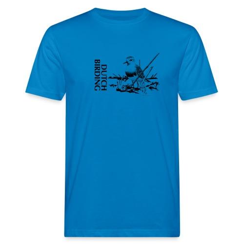 Steppeplevier - Westkapelle - Bram Rijksen - DB - Mannen Bio-T-shirt