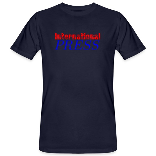 int_press-png - T-shirt ecologica da uomo
