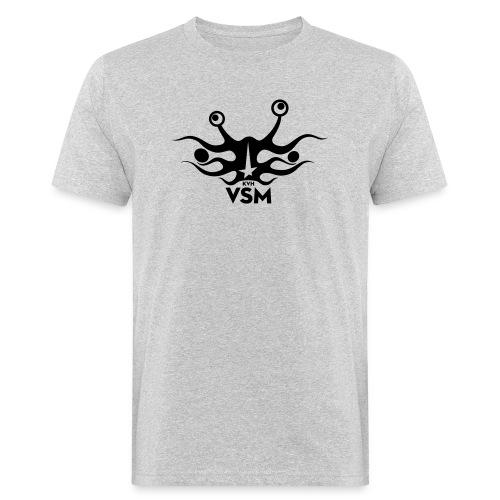 Kerk van het Vliegend Spaghettimonster - Mannen Bio-T-shirt