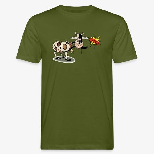 Vaquita - Camiseta ecológica hombre