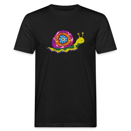 Gino l'escargot - T-shirt bio Homme