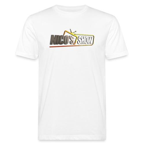 Nicos Show - Männer Bio-T-Shirt