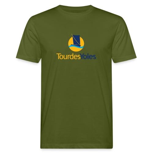 Tour des Yoles - T-shirt bio Homme