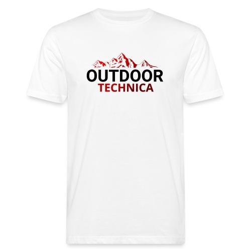 Outdoor Technica - Men's Organic T-Shirt