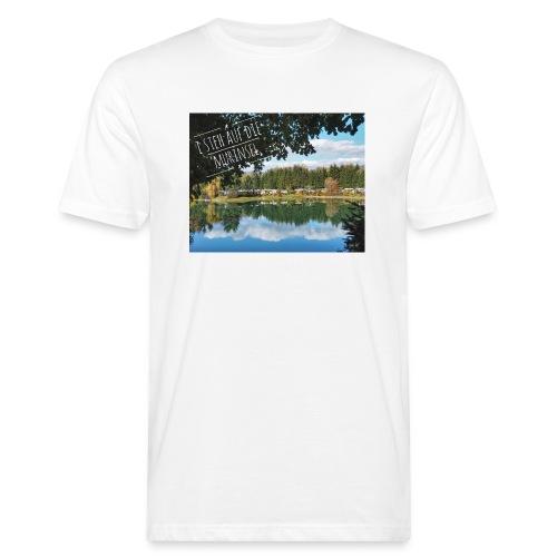 Murinsel - Männer Bio-T-Shirt