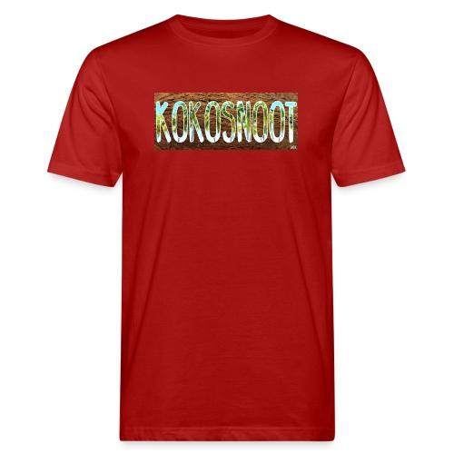 Kokosnoot - Mannen Bio-T-shirt