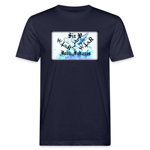 Six P & John Insanis WISR -Huppari- - Miesten luonnonmukainen t-paita