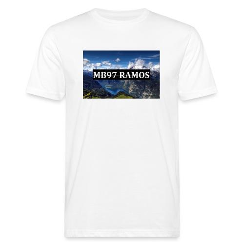 MB97RAMOS - Männer Bio-T-Shirt