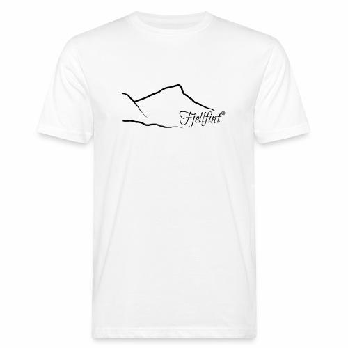 Fjellfint - Økologisk T-skjorte for menn