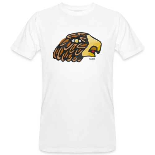 Aztec Icon Eagle - Men's Organic T-Shirt