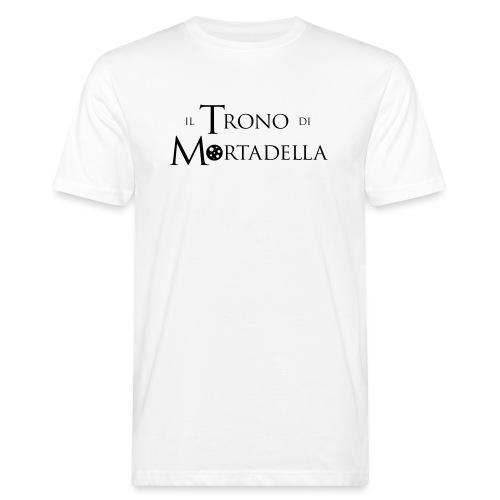 T-shirt donna Il Trono di Mortadella - T-shirt ecologica da uomo