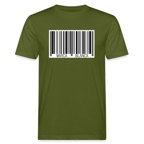 MARCA BLANCA - Camiseta ecológica hombre