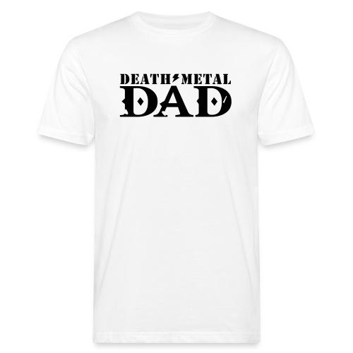 death metal dad - Mannen Bio-T-shirt