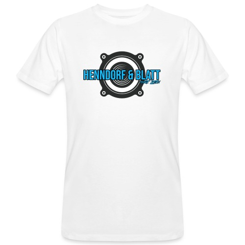 Henndorf & Blatt Kollektion - Männer Bio-T-Shirt