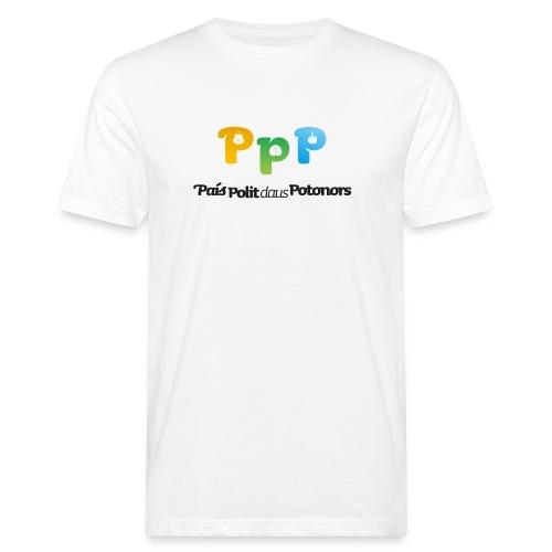 País Polit daus Potonors - T-shirt bio Homme