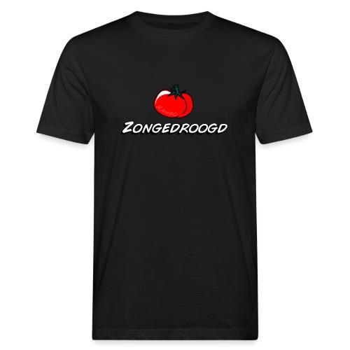 ZONGEDROOGD - Mannen Bio-T-shirt