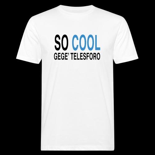 SO COOL - T-shirt ecologica da uomo