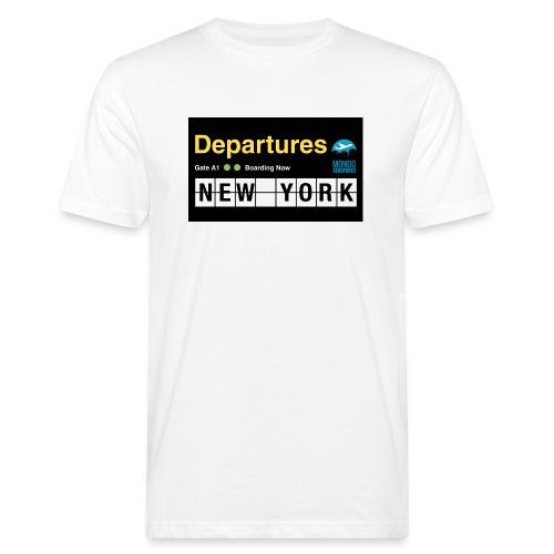 Departures Defnobarre 1 png - T-shirt ecologica da uomo