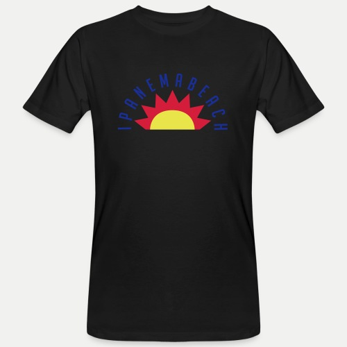 Ipanema Beach - Men's Organic T-Shirt