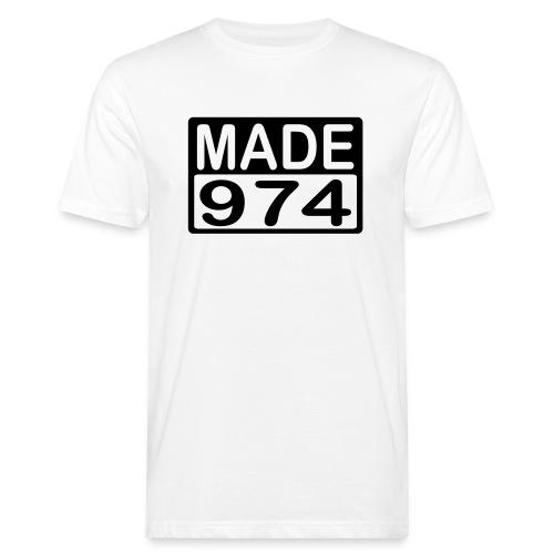 Made 974 - v2 - T-shirt bio Homme