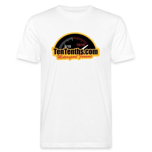 3Colour_Logo - Men's Organic T-Shirt