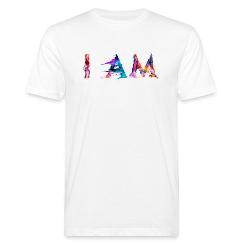 I AM - T-shirt bio Homme