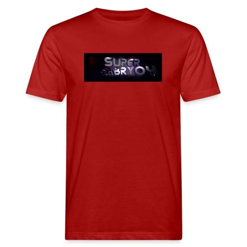 SUPERGABRY04 - T-shirt ecologica da uomo