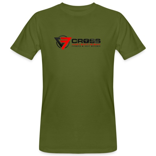 CrossFighting II - Männer Bio-T-Shirt