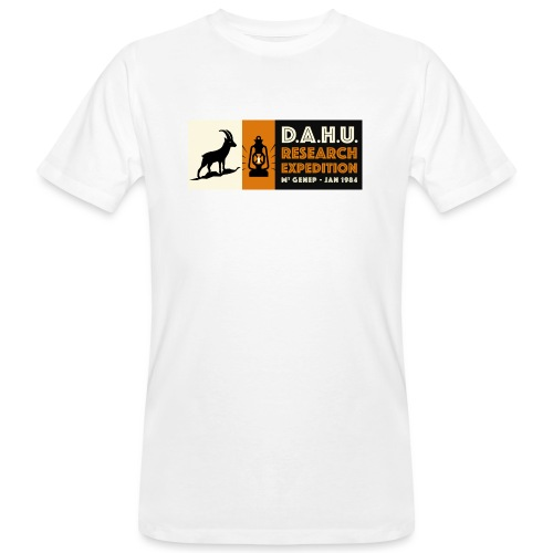 Expedition Chasse au Dahu - T-shirt bio Homme