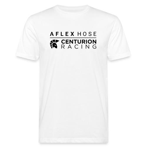 Aflex Hose Centurion Racing Logo - Men's Organic T-Shirt
