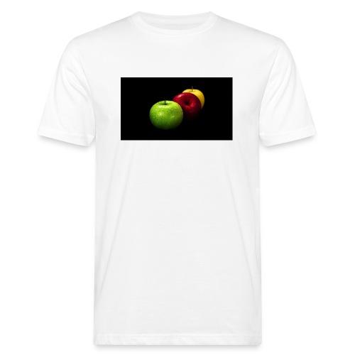 mele - T-shirt ecologica da uomo