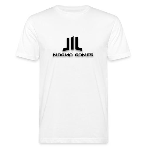 Magma Games kussen - Mannen Bio-T-shirt
