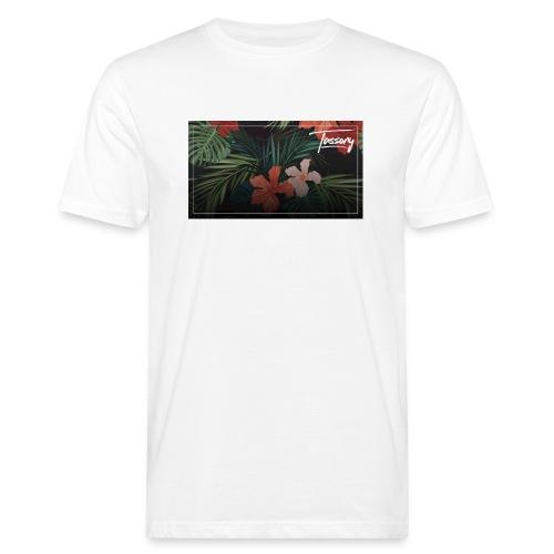 Tassony flowers - bag - T-shirt ecologica da uomo