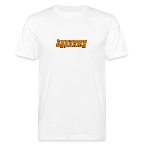 TypArmy - Hoodie - Männer Bio-T-Shirt