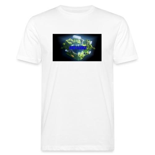 T-shirt SBM games - Mannen Bio-T-shirt