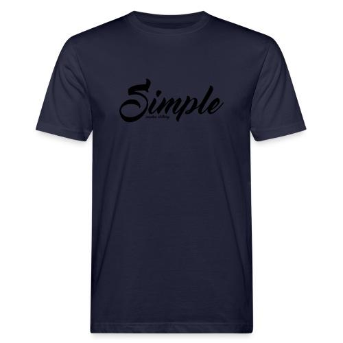 Simple: Clothing Design - Men's Organic T-Shirt