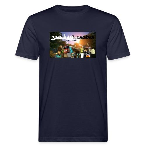 6057231244D88B5F5DED63C6F58FB0122038CBC7A63A50B55 - Men's Organic T-Shirt