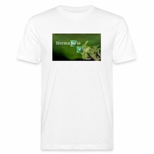Normandie Vap' - T-shirt bio Homme