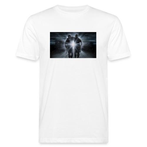 free fire battlegrounds 3 - Camiseta ecológica hombre