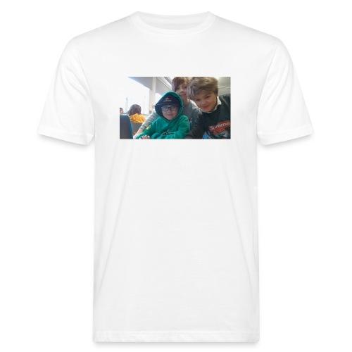 hihi - Ekologisk T-shirt herr